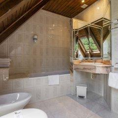 Отель Fonfreda Испания, Вьельа Э Михаран - отзывы, цены и фото номеров - забронировать отель Fonfreda онлайн ванная