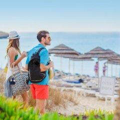Отель Nissi Park Кипр, Айя-Напа - 3 отзыва об отеле, цены и фото номеров - забронировать отель Nissi Park онлайн пляж