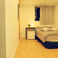 Air Hostel Myeongdong Сеул комната для гостей фото 2