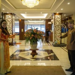 Sapa Diamond Hotel развлечения