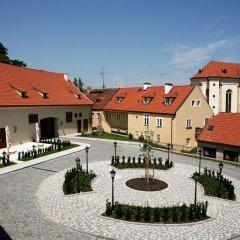 Отель Lindner Hotel Prague Castle Чехия, Прага - 2 отзыва об отеле, цены и фото номеров - забронировать отель Lindner Hotel Prague Castle онлайн фото 3