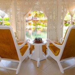 Отель Keraton Jimbaran Beach Resort