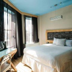 Отель TRYP By Wyndham Times Square South 4* Номер Делюкс с различными типами кроватей фото 8