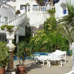Отель Casablanca Apartamentos Морро Жабле бассейн фото 2