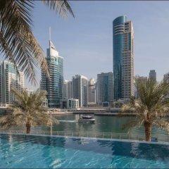 Отель Nasma Luxury Stays - Park Island бассейн