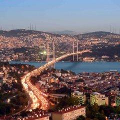 Отель Mercure Istanbul The Plaza Bosphorus городской автобус