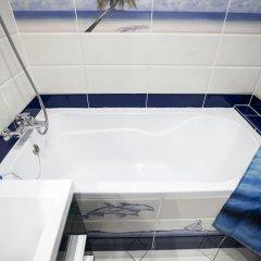 Гостиница 1 bedroom apart on Michurinskaya 142 в Тамбове отзывы, цены и фото номеров - забронировать гостиницу 1 bedroom apart on Michurinskaya 142 онлайн Тамбов ванная