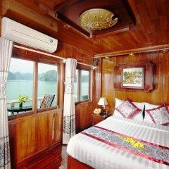 Отель Halong Scorpion Cruise комната для гостей