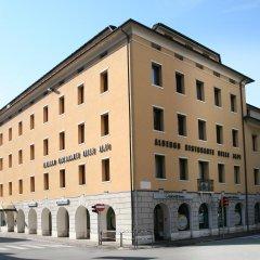 Отель Albergo Delle Alpi Беллуно