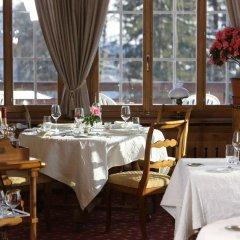 Отель Boutique Hotel Alpenrose Швейцария, Шёнрид - отзывы, цены и фото номеров - забронировать отель Boutique Hotel Alpenrose онлайн питание фото 2