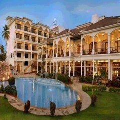 Отель Resort Rio Индия, Арпора - отзывы, цены и фото номеров - забронировать отель Resort Rio онлайн вид на фасад