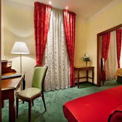 Отель EA Hotel Jelení dvur Prague Castle Чехия, Прага - 7 отзывов об отеле, цены и фото номеров - забронировать отель EA Hotel Jelení dvur Prague Castle онлайн комната для гостей