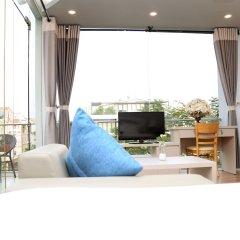 Отель Vegas Luxury Hotel Вьетнам, Хошимин - отзывы, цены и фото номеров - забронировать отель Vegas Luxury Hotel онлайн комната для гостей фото 5