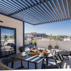 Отель Urban Nest - Suites & Apartments Греция, Афины - отзывы, цены и фото номеров - забронировать отель Urban Nest - Suites & Apartments онлайн балкон