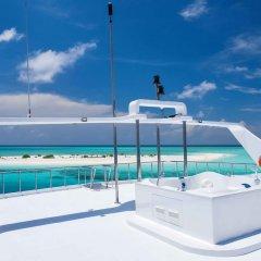 Отель Sunset Queen Мальдивы, Северный атолл Мале - отзывы, цены и фото номеров - забронировать отель Sunset Queen онлайн бассейн