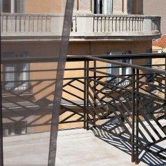 Leonardo Boutique Hotel Madrid балкон