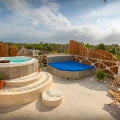 Beachfront Hotel La Palapa - Adults Only бассейн фото 3