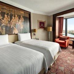Отель Shangri-la Бангкок комната для гостей фото 3