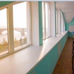 Гостиница Огни Енисея балкон