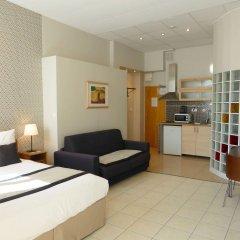 Отель Апарт-Отель Ajoupa Франция, Ницца - 1 отзыв об отеле, цены и фото номеров - забронировать отель Апарт-Отель Ajoupa онлайн комната для гостей фото 5