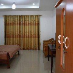 Отель Relaxation сейф в номере
