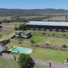 Отель Outeniquabosch Lodge развлечения