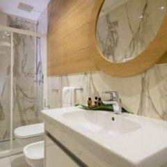 Отель Metropol Ceccarini Suite Риччоне ванная фото 5