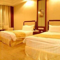 Inner Mongolia Huachen Hotel комната для гостей