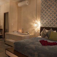 Отель Quinta Margarita Boho Chic Плая-дель-Кармен комната для гостей фото 4