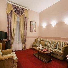 Гостиница Маршал 3* Стандартный номер с двуспальной кроватью фото 14