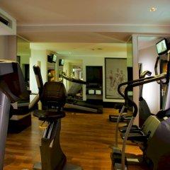 Continental Genova Hotel Генуя фитнесс-зал фото 2