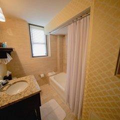 Отель Omni Shoreham Hotel США, Вашингтон - отзывы, цены и фото номеров - забронировать отель Omni Shoreham Hotel онлайн ванная