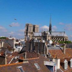 Отель Abbatial Saint Germain Франция, Париж - отзывы, цены и фото номеров - забронировать отель Abbatial Saint Germain онлайн фото 4