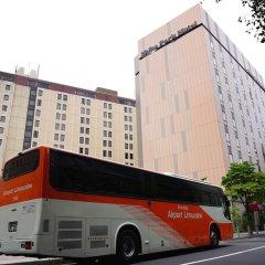 Shiba Park Hotel 151 Токио городской автобус