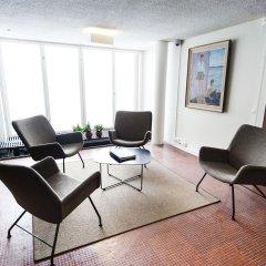 Отель Töölö Towers Финляндия, Хельсинки - отзывы, цены и фото номеров - забронировать отель Töölö Towers онлайн комната для гостей фото 4