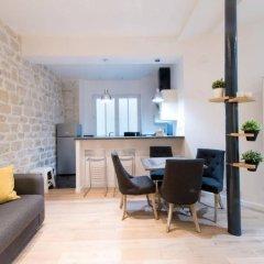 Отель Apart Inn Paris - Quincampoix Франция, Париж - отзывы, цены и фото номеров - забронировать отель Apart Inn Paris - Quincampoix онлайн комната для гостей фото 3