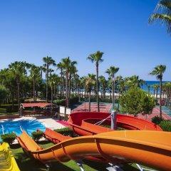 Miramare Queen Hotel Турция, Сиде - 1 отзыв об отеле, цены и фото номеров - забронировать отель Miramare Queen Hotel - All Inclusive онлайн бассейн фото 3