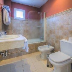 Отель Apartamentos Piedramar Испания, Кониль-де-ла-Фронтера - отзывы, цены и фото номеров - забронировать отель Apartamentos Piedramar онлайн ванная фото 2