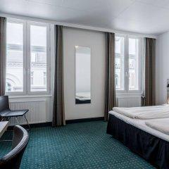 Отель Good Morning + Copenhagen Star Hotel Дания, Копенгаген - 6 отзывов об отеле, цены и фото номеров - забронировать отель Good Morning + Copenhagen Star Hotel онлайн комната для гостей фото 3