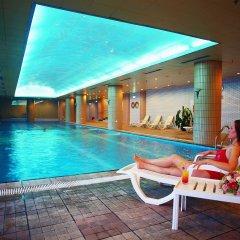 Отель Cts Hotel Beijing Китай, Пекин - отзывы, цены и фото номеров - забронировать отель Cts Hotel Beijing онлайн бассейн