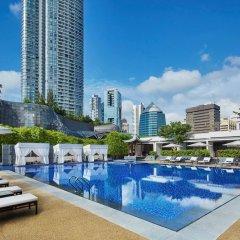 Singapore Marriott Tang Plaza Hotel бассейн фото 2