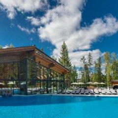 Гостиница LES Art Resort в Дорохово отзывы, цены и фото номеров - забронировать гостиницу LES Art Resort онлайн бассейн фото 2
