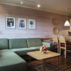 Отель Birkebeineren Apartments Норвегия, Лиллехаммер - отзывы, цены и фото номеров - забронировать отель Birkebeineren Apartments онлайн комната для гостей фото 2