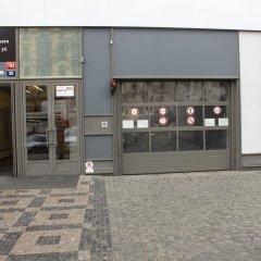 Апартаменты Melantrich Apartments Прага банкомат