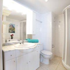 Отель Calpemar ванная