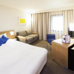 Отель Novotel Lyon Centre Part Dieu комната для гостей