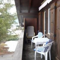 Отель Birkenegg - Two Bedroom балкон