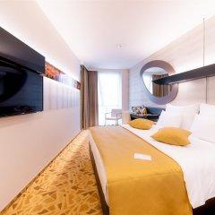 Отель Grandium Prague Чехия, Прага - 11 отзывов об отеле, цены и фото номеров - забронировать отель Grandium Prague онлайн комната для гостей фото 2