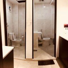 Отель Atlantis Pods at Chinatown Сингапур ванная