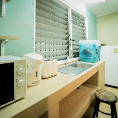 Born Free Hostel Vista Бангкок удобства в номере